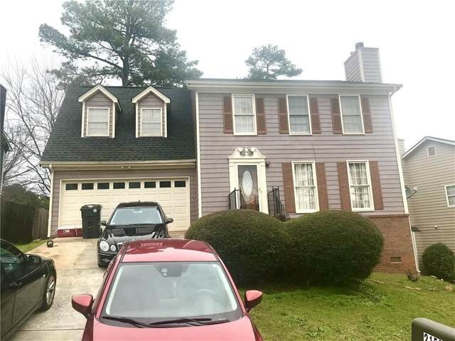 2150 Boone Place, Snellville, GA 30078 (MLS #6675862) :: Kennesaw Life Real Estate