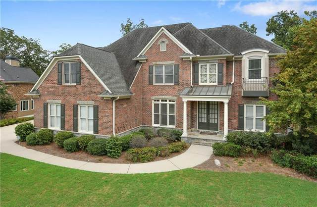 5127 Parkwood Oaks Lane, Mableton, GA 30126 (MLS #6675889) :: The North Georgia Group