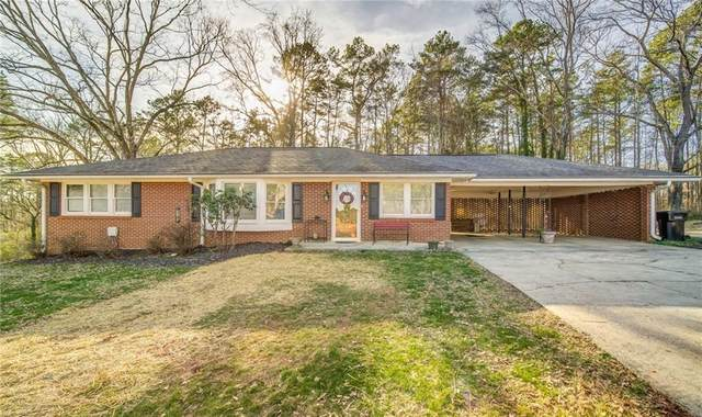 1043 Old Magnolia Way, Canton, GA 30115 (MLS #6675928) :: North Atlanta Home Team