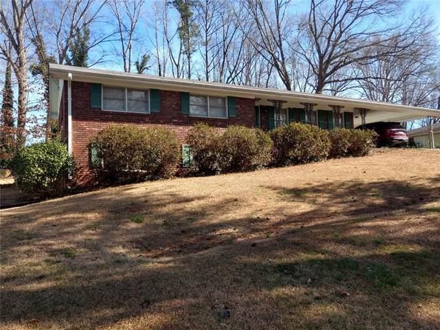 4893 Duncan Drive, Powder Springs, GA 30127 (MLS #6675931) :: North Atlanta Home Team
