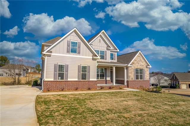 1929 Highland Creek Drive, Monroe, GA 30656 (MLS #6675935) :: The Heyl Group at Keller Williams