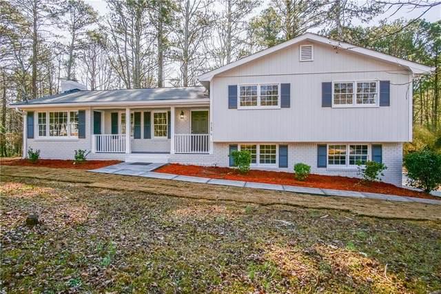 3160 Sandy Plains Road, Marietta, GA 30066 (MLS #6675937) :: North Atlanta Home Team