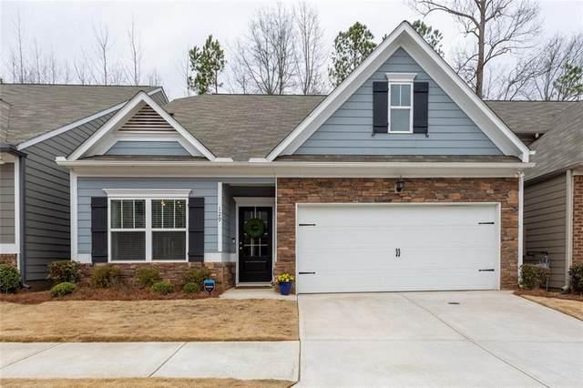 129 Hickory Village Circle, Canton, GA 30115 (MLS #6675963) :: RE/MAX Paramount Properties