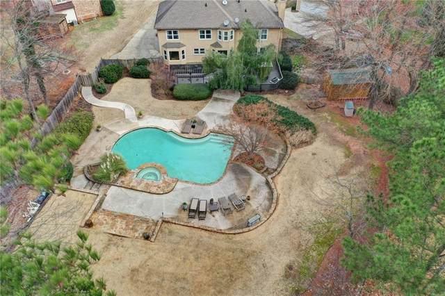 2915 Four Oaks Drive, Dunwoody, GA 30360 (MLS #6676043) :: Rock River Realty