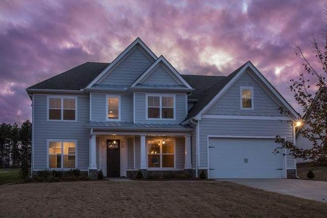 121 Sweet Briar Way, Homer, GA 30547 (MLS #6676075) :: The Heyl Group at Keller Williams