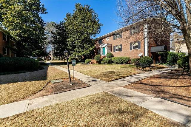 4282 Roswell Road NE M3, Atlanta, GA 30342 (MLS #6676093) :: Kennesaw Life Real Estate