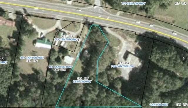 783 Canton Highway, Cumming, GA 30041 (MLS #6676108) :: North Atlanta Home Team