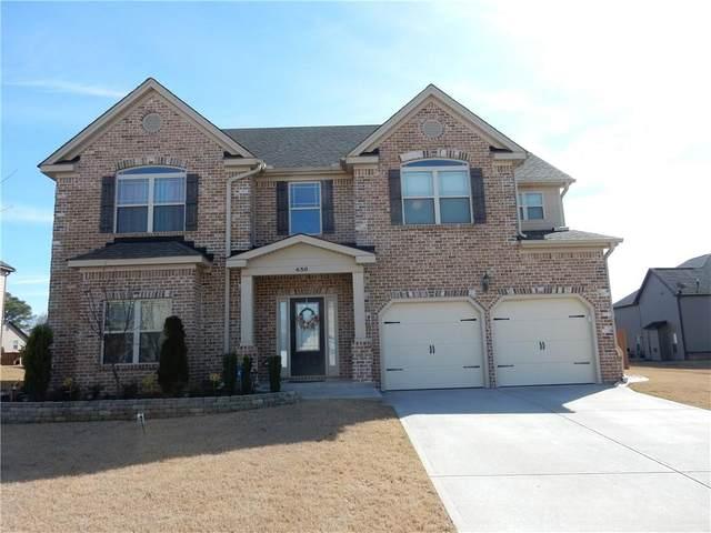 650 Besra Drive, Grayson, GA 30017 (MLS #6676167) :: North Atlanta Home Team