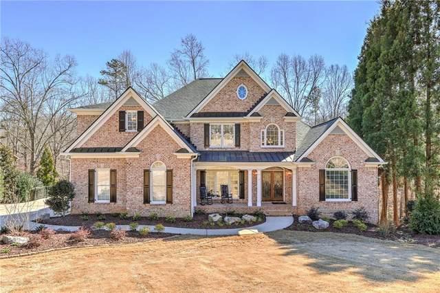 8605 Anchor On Lanier Court, Gainesville, GA 30506 (MLS #6676188) :: RE/MAX Paramount Properties
