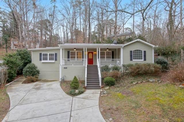 156 Mountain Park Road, Roswell, GA 30075 (MLS #6676202) :: North Atlanta Home Team
