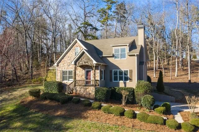 5715 Ridgewater Circle, Gainesville, GA 30506 (MLS #6676214) :: North Atlanta Home Team