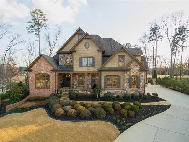 2119 Tayside Crossing NW, Kennesaw, GA 30152 (MLS #6676258) :: North Atlanta Home Team