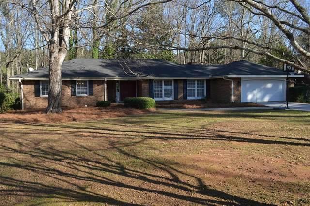 5259 David Circle SE, Covington, GA 30014 (MLS #6676363) :: North Atlanta Home Team