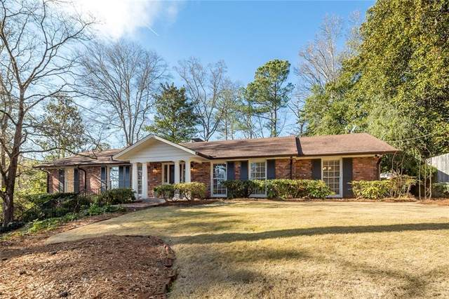 4614 Meadow Valley Drive, Sandy Springs, GA 30342 (MLS #6676418) :: Compass Georgia LLC