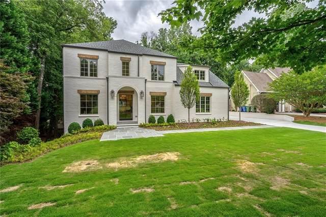515 Danube Road, Atlanta, GA 30342 (MLS #6676470) :: RE/MAX Paramount Properties