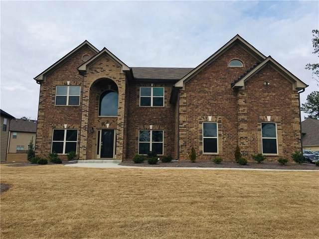 3751 Stonecreek Circle SW, Conyers, GA 30094 (MLS #6676490) :: MyKB Partners, A Real Estate Knowledge Base