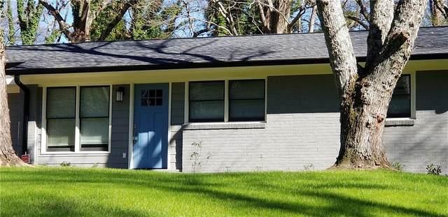 1844 Evans Drive SW, Atlanta, GA 30310 (MLS #6676528) :: Kennesaw Life Real Estate