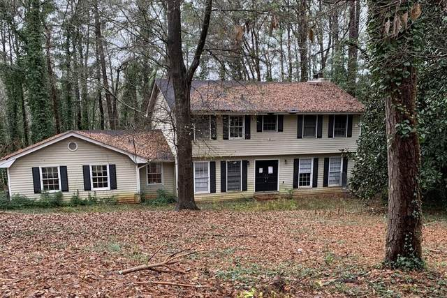 5128 Hidden Hills Trace, Stone Mountain, GA 30088 (MLS #6676543) :: North Atlanta Home Team