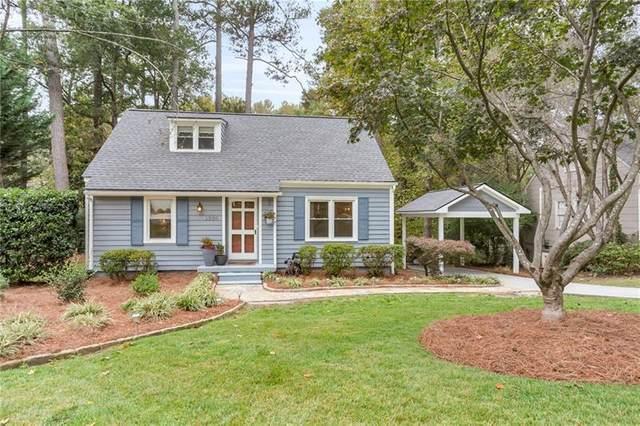 2884 Skyland Drive NE, Brookhaven, GA 30341 (MLS #6676588) :: Kennesaw Life Real Estate