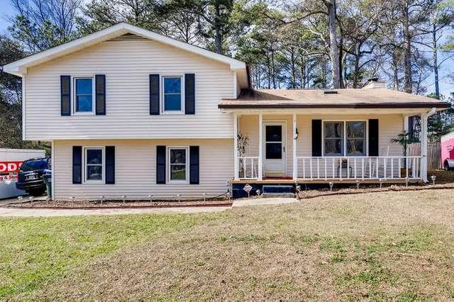 4011 Summer Place, Snellville, GA 30039 (MLS #6676611) :: RE/MAX Paramount Properties