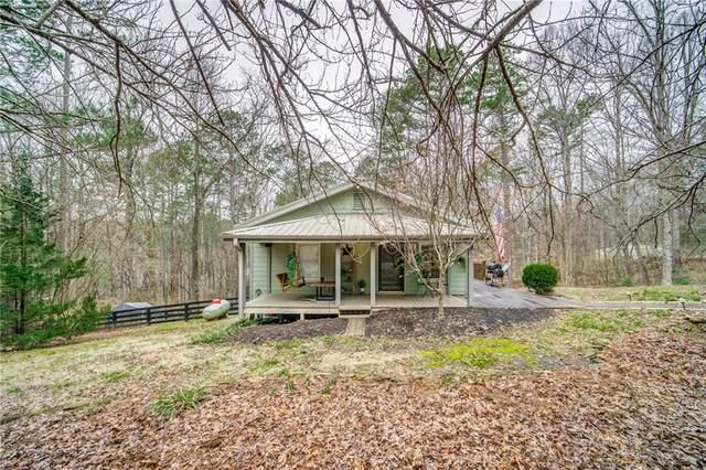 242 Refuge Valley Road, Jasper, GA 30143 (MLS #6676680) :: North Atlanta Home Team