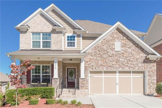 2775 Ashby Pond Trail, Duluth, GA 30097 (MLS #6676708) :: Rock River Realty