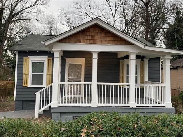 1100 Welch Street SW, Atlanta, GA 30310 (MLS #6676740) :: Kennesaw Life Real Estate