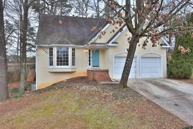 4813 Morning Chase NW, Acworth, GA 30102 (MLS #6676741) :: Good Living Real Estate