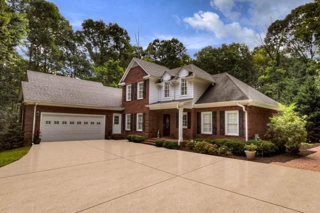 130 Stegall Drive, Ellijay, GA 30536 (MLS #6676770) :: RE/MAX Paramount Properties