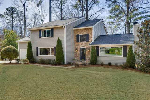 311 Cove Island Way NE, Marietta, GA 30067 (MLS #6676773) :: North Atlanta Home Team