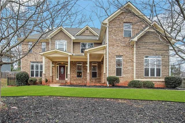 2916 Saint Patrick Street SE, Atlanta, GA 30317 (MLS #6676781) :: Good Living Real Estate
