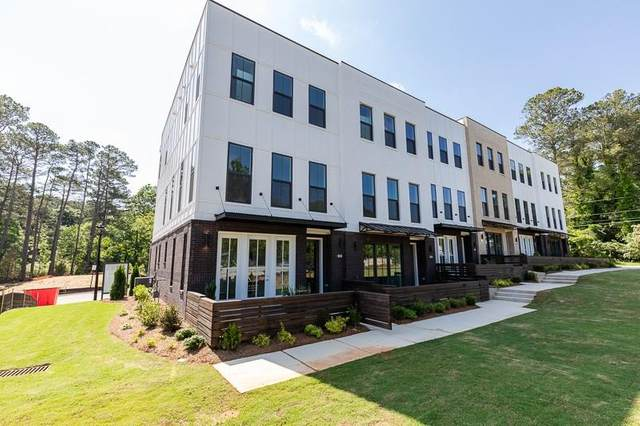 860 Constellation Drive #7, Decatur, GA 30033 (MLS #6676886) :: North Atlanta Home Team