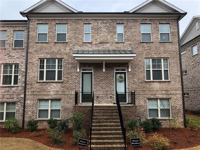 212 Bedford Alley #99, Johns Creek, GA 30024 (MLS #6676897) :: North Atlanta Home Team