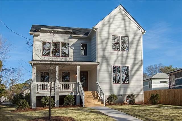 353 Marigna Avenue, Scottdale, GA 30079 (MLS #6676924) :: Charlie Ballard Real Estate
