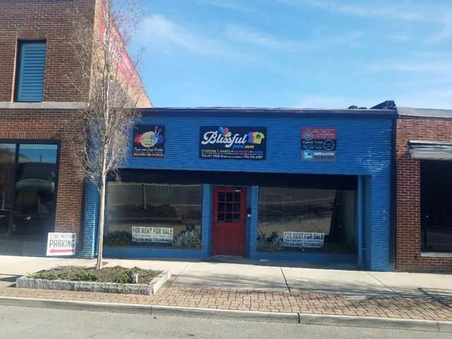 219 Main Street, Cedartown, GA 30125 (MLS #6676943) :: The Zac Team @ RE/MAX Metro Atlanta