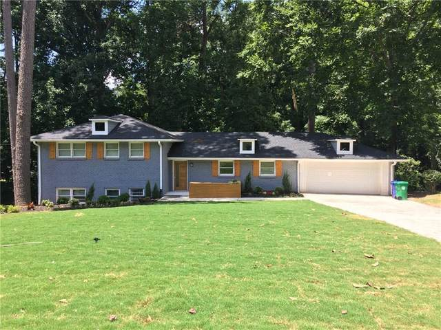 1978 Fisher Trail NE, Atlanta, GA 30345 (MLS #6676958) :: The Heyl Group at Keller Williams