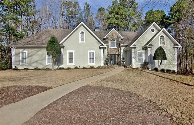 400 Island Cove Drive, Newnan, GA 30263 (MLS #6676968) :: The North Georgia Group