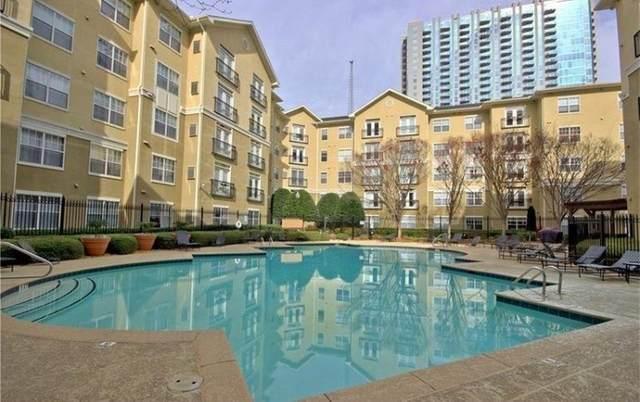 800 Peachtree Street NE #1315, Atlanta, GA 30308 (MLS #6677002) :: Rich Spaulding