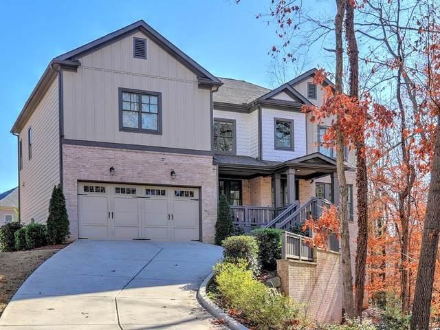 808 Bayliss Drive, Marietta, GA 30068 (MLS #6677007) :: North Atlanta Home Team