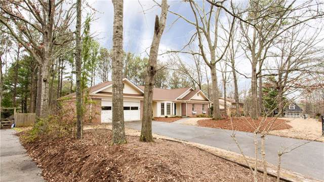799 Oak Terrace, Norcross, GA 30071 (MLS #6677044) :: North Atlanta Home Team