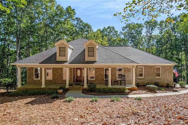155 Skyview Drive, Social Circle, GA 30025 (MLS #6677071) :: RE/MAX Paramount Properties