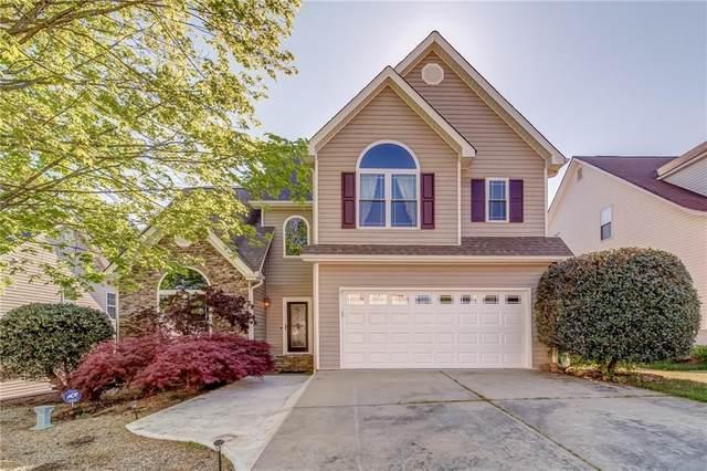 412 Towne Valley Drive, Woodstock, GA 30188 (MLS #6677093) :: RE/MAX Paramount Properties