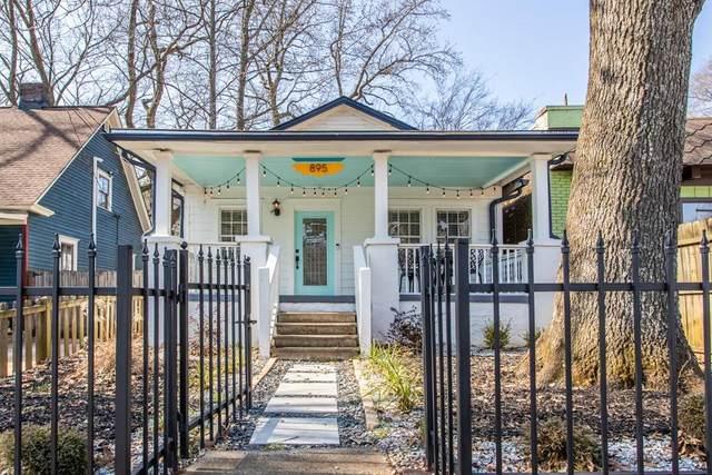 895 Cherokee Avenue SE, Atlanta, GA 30315 (MLS #6677096) :: Good Living Real Estate