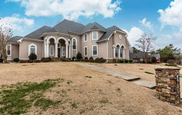 31 Meadow Lakes Terrace, Cedartown, GA 30125 (MLS #6677106) :: North Atlanta Home Team