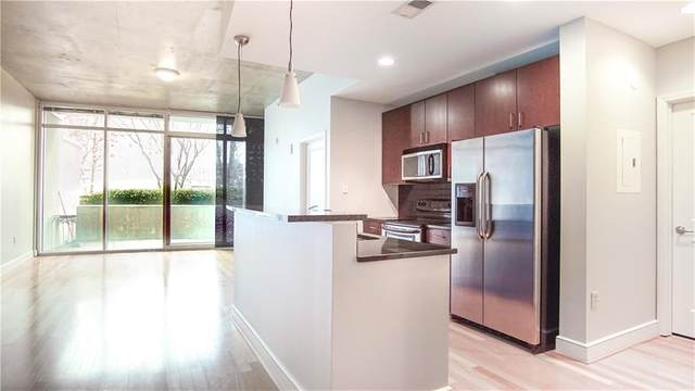 44 Peachtree Place NW #622, Atlanta, GA 30309 (MLS #6677111) :: Thomas Ramon Realty