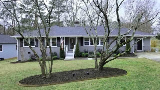 260 S Etowah Drive, Canton, GA 30114 (MLS #6677166) :: North Atlanta Home Team