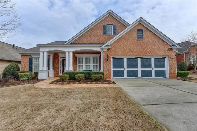 6155 Brookside Lane, Hoschton, GA 30548 (MLS #6677213) :: North Atlanta Home Team
