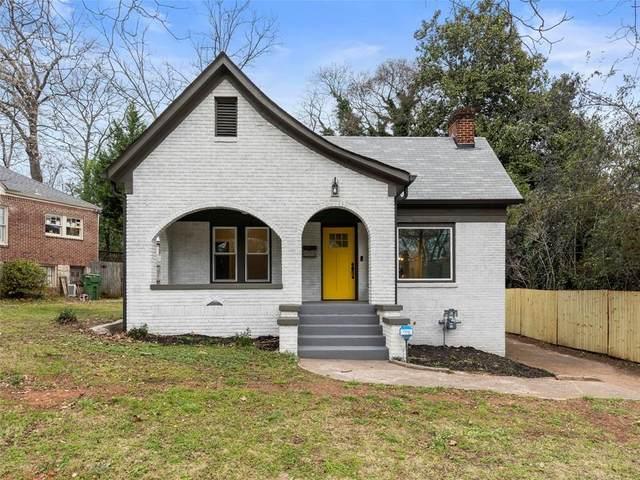 1788 Melrose Drive SW, Atlanta, GA 30310 (MLS #6677229) :: RE/MAX Prestige
