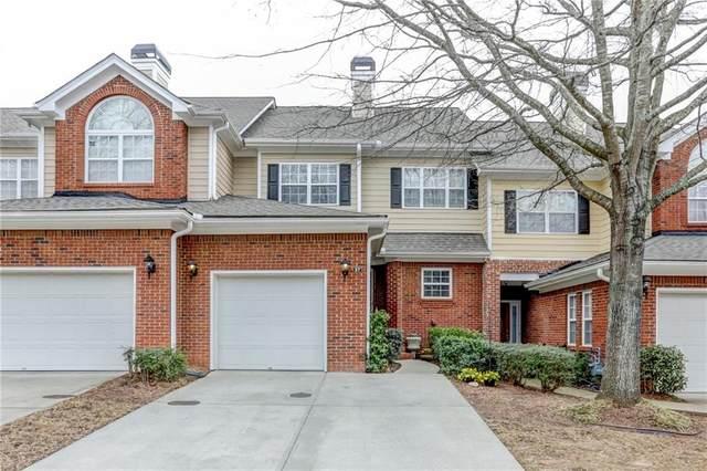 57 Townview Drive, Alpharetta, GA 30022 (MLS #6677237) :: North Atlanta Home Team