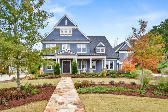 1205 Lee Street, Alpharetta, GA 30004 (MLS #6677296) :: Compass Georgia LLC